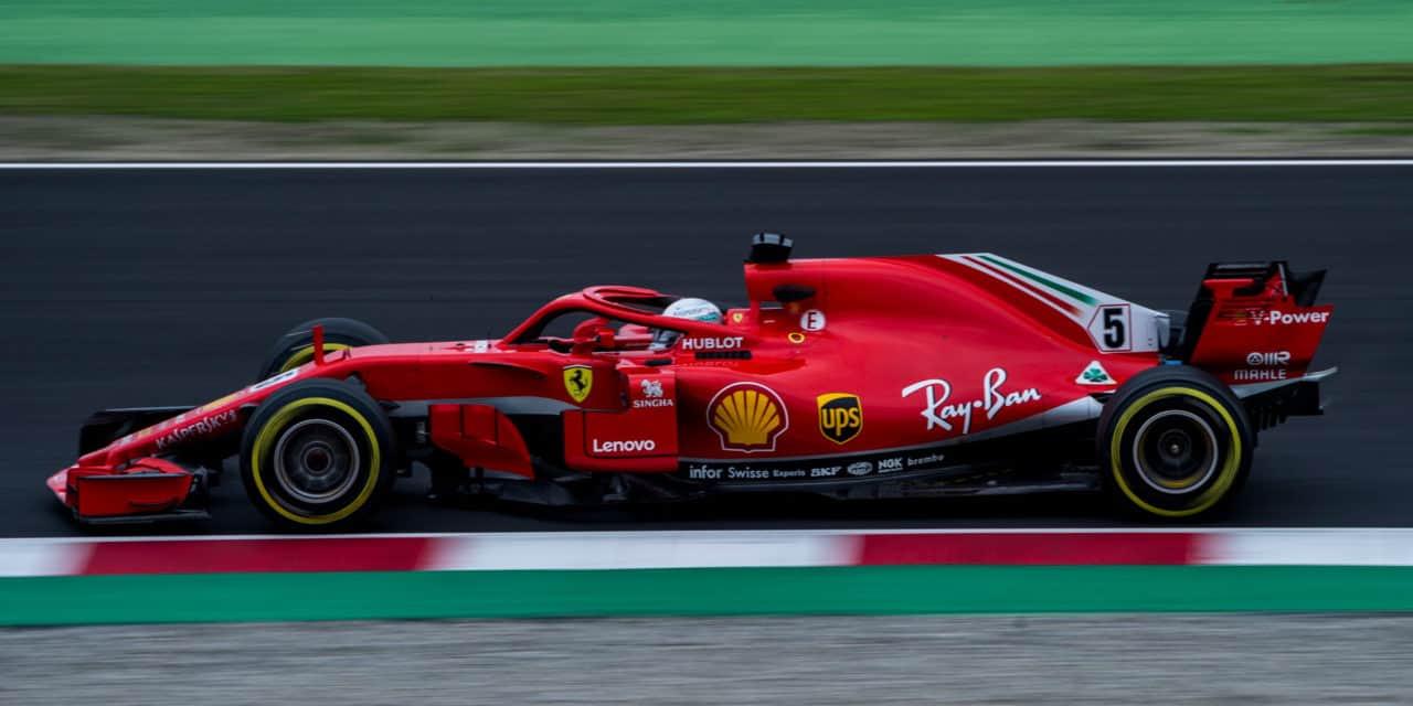 Lenovo v Melbournu vstopa v večletno partnerstvo s Scuderio Ferrari
