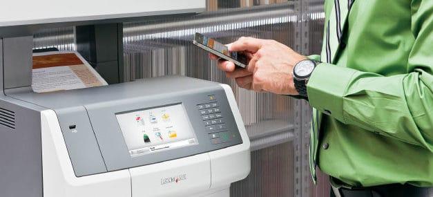 Lexmark še naprej vodilni ponudnik večopravilnih naprav