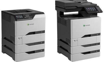 Lexmark z novimi tiskalniki oznak RFID
