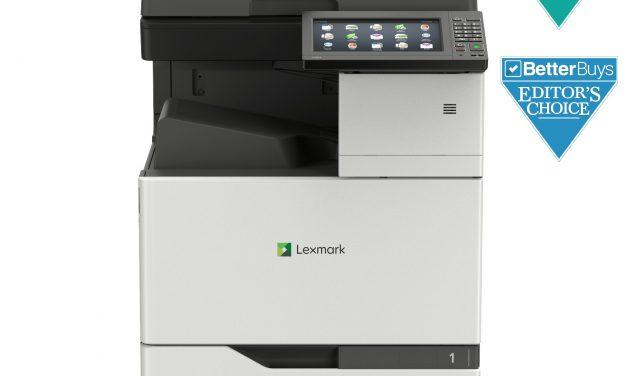 Lexmark CX923 je najbolj inovativna večopravilna naprava