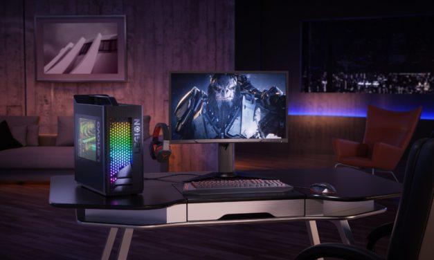 Lenovo na sejmu E3 predstavil novo generacijo igričarskih računalnikov
