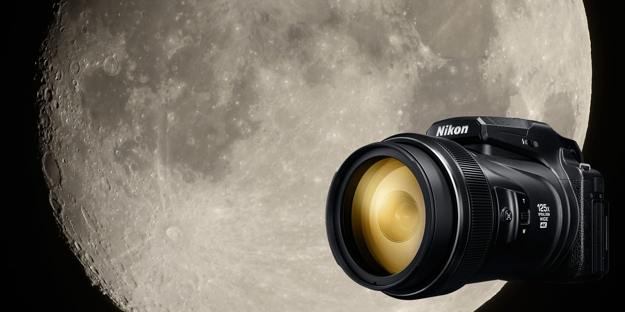 Fotoaparat, ki bi bil rad teleskop
