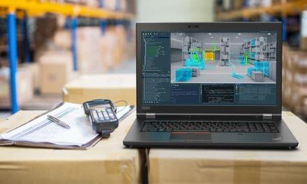 Nova mobilna delovna postaja ThinkPad P1  je kombinacija sloga in zmogljivosti