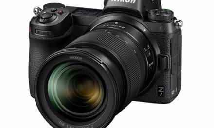 Nikon Z6 in Z7 z bajonetom Z