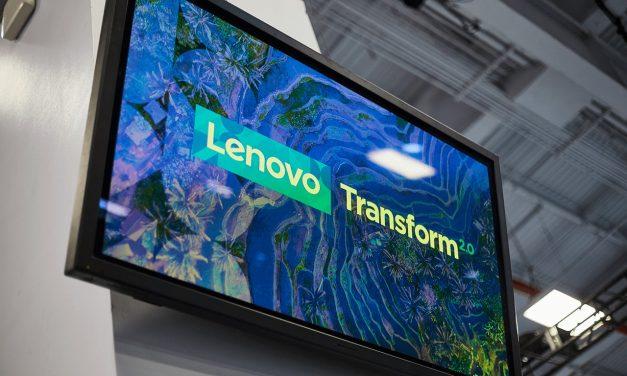 Lenovo in Netapp v strateško partnerstvo za pospeševanje digitalne preobrazbe strank