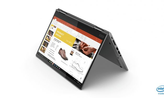 Inženirji izpopolnili ThinkPad X1