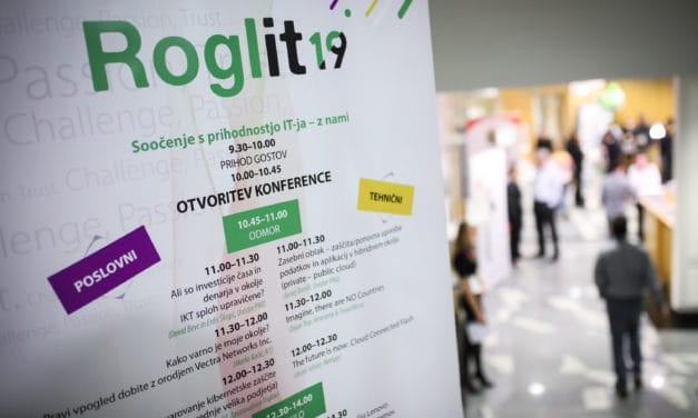 RoglIT 2019: sodelovanje za nove uspehe