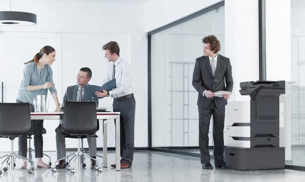 Lexmark ostaja vodilni ponudnik upravljanih storitev tiskanja in dokumentnih storitev