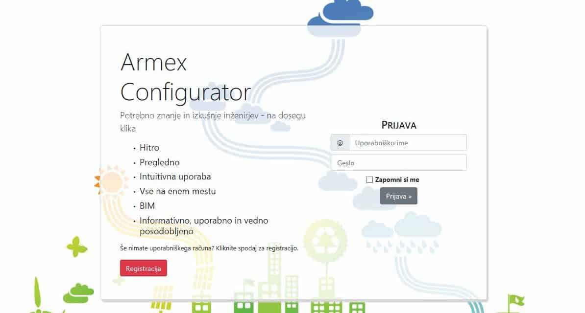 Brezplačno spletno orodje za načrtovanje upravljanja z meteornimi vodami
