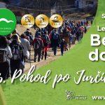 Letošnji pohod po Jurčičevi poti pod sloganom Beremo domače