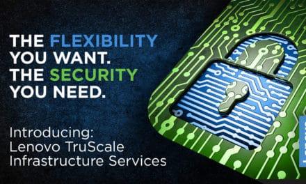 Lenovo Truscale™ Infrastructure Services – storitve, ki temeljijo na dejanski uporabi