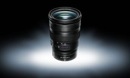 Predstavljen prvi od trojice hitrih zoom objektivov za Nikon Z
