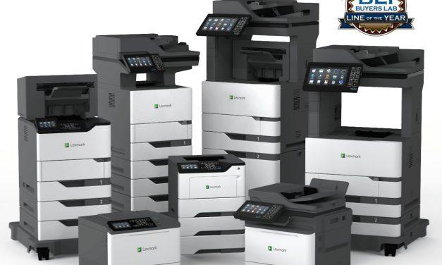 Lexmarkovi tiskalniki in večopravilne naprave prvaki poslovnega razreda