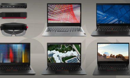 Lenovo predstavil nove inteligentne naprave in rešitve za poslovna okolja