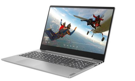 Test Lenovo IdeaPad S540