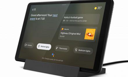 Lenovo nadaljuje z inovacijami za pametni dom