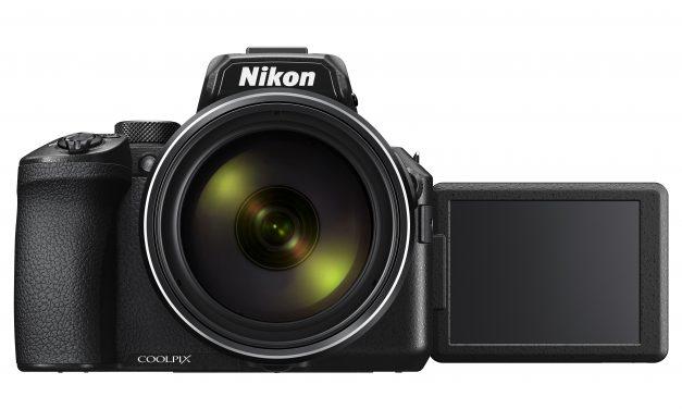 Svet kot na dlani z novim fotoaparatom Coolpix P950