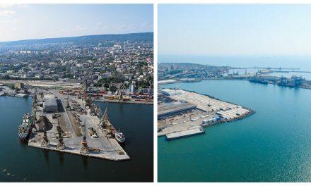 Actual I.T. d.d. bo razvijal Port Community System za bolgarski pristaniški sistem
