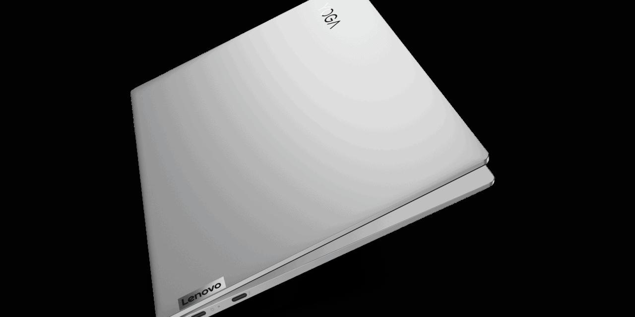 Lenovo s petimi novimi prenosniki Yoga