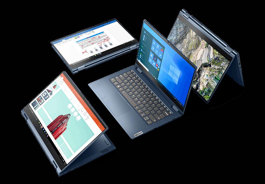 Stilska nadgradnja poslovnih prenosnikov ThinkBook