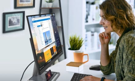 Na sejmu CES predstavljeni novi računalniki Yoga AIO 7, LAVIE in NECPC ter novi Lenovo monitorji