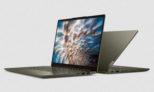 Test: Lenovo Yoga Slim 7