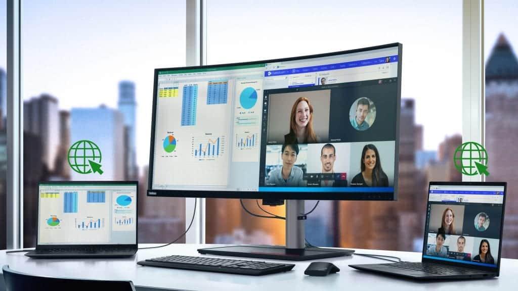S prenosniki ThinkPad lahko delate od kjerkoli