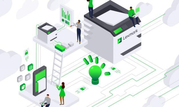 Lexmark prejel dve nagradi za svojo inovativno IoT-platformo