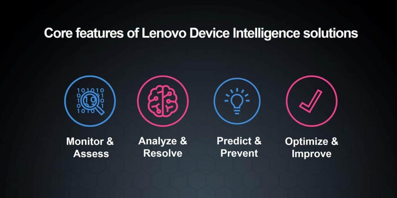 Lenovo predstavlja oblačno storitev za prediktivno in proaktivno upravljanje računalnikov v IT-okoljih