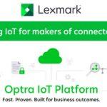 Lexmark Optra IoT za lažje obvladovanje interneta stvari